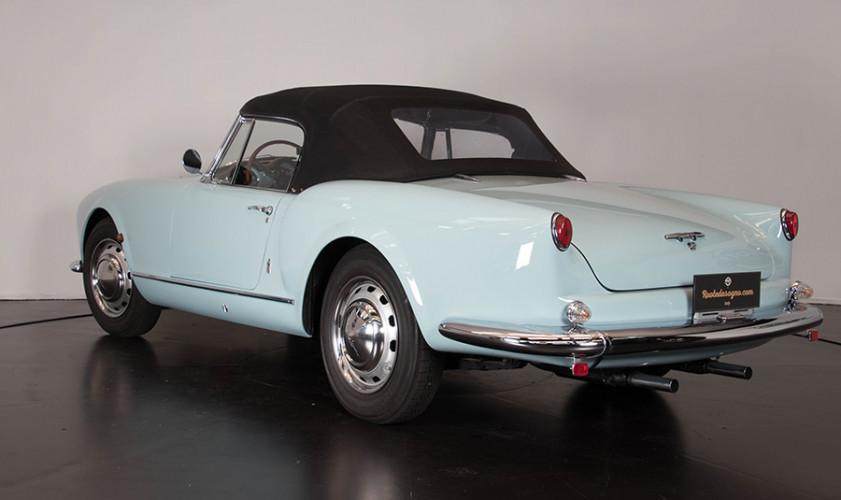 1958 Lancia Aurelia B24 7