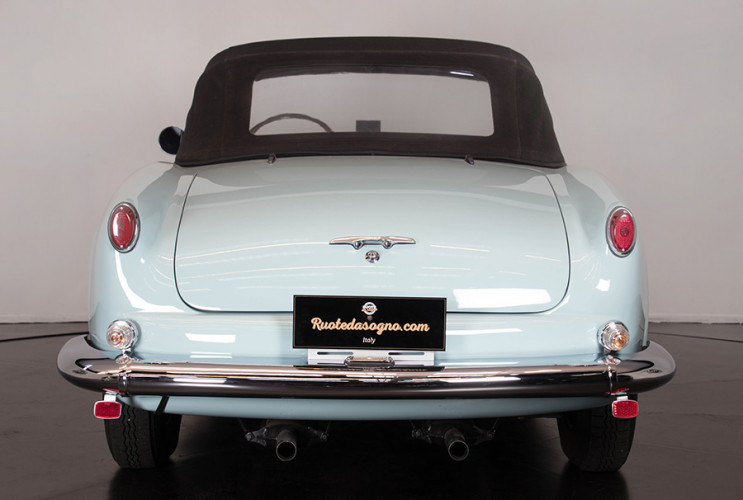 1958 Lancia Aurelia B24 6
