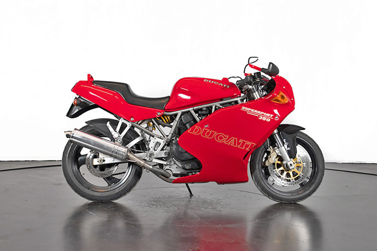 1993 Ducati 350 SS SuperSport 2