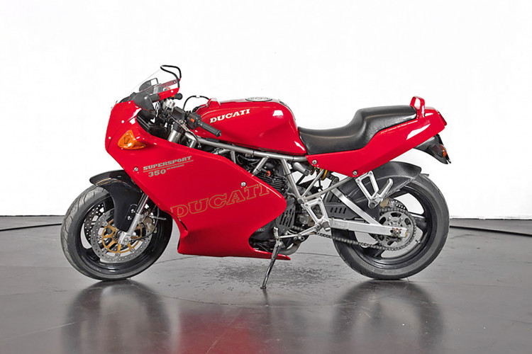 1993 Ducati 350 SS SuperSport 0