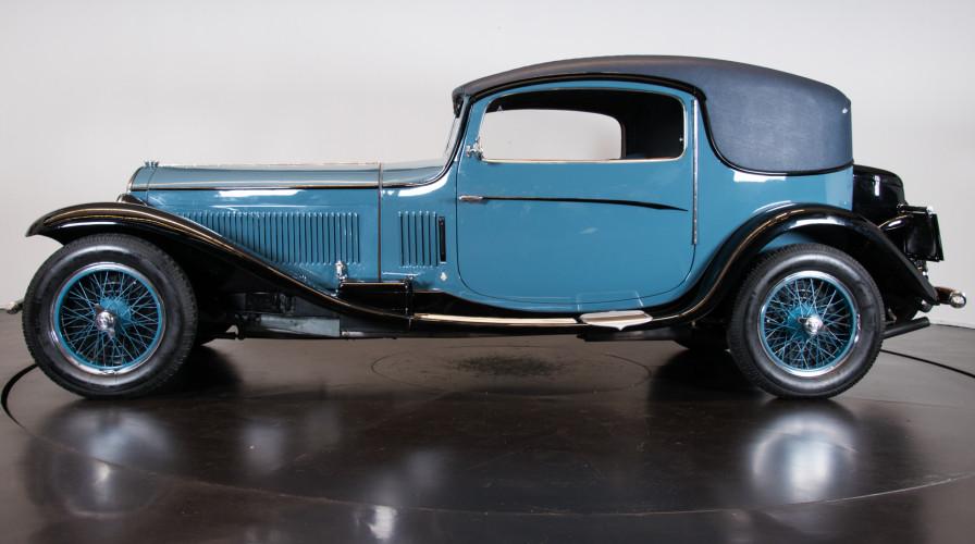 1931 Alfa Romeo 6C 1750 GTC 2