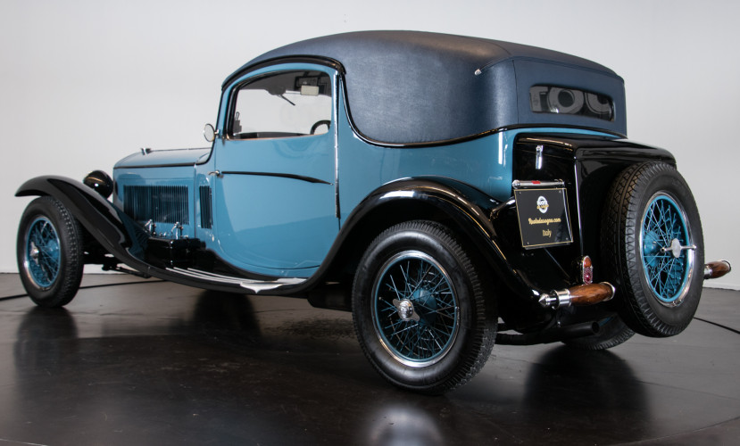 1931 Alfa Romeo 6C 1750 GTC 1