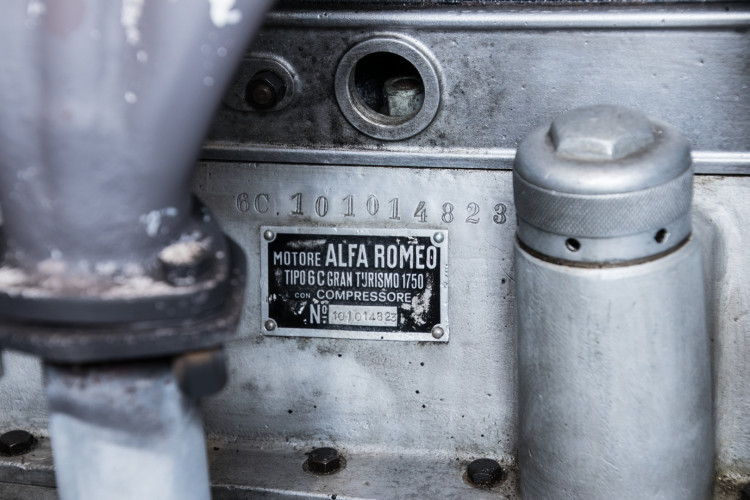 1931 Alfa Romeo 6C 1750 GTC 11
