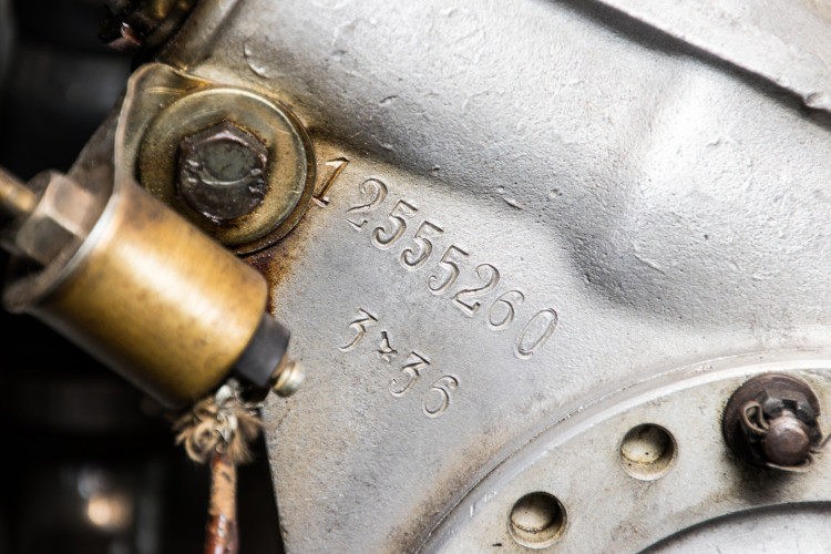 1931 Alfa Romeo 6C 1750 GTC 17