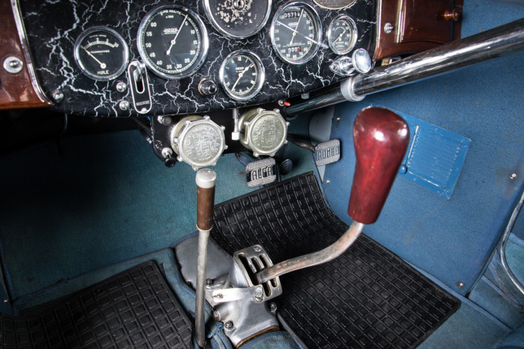 1931 Alfa Romeo 6C 1750 GTC 28
