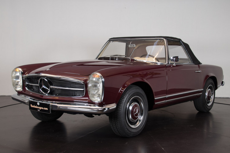 1963 Mercedes-Benz 230 SL 0