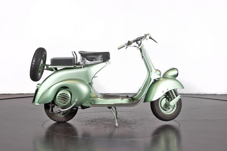 1952 Piaggio Vespa 125 2