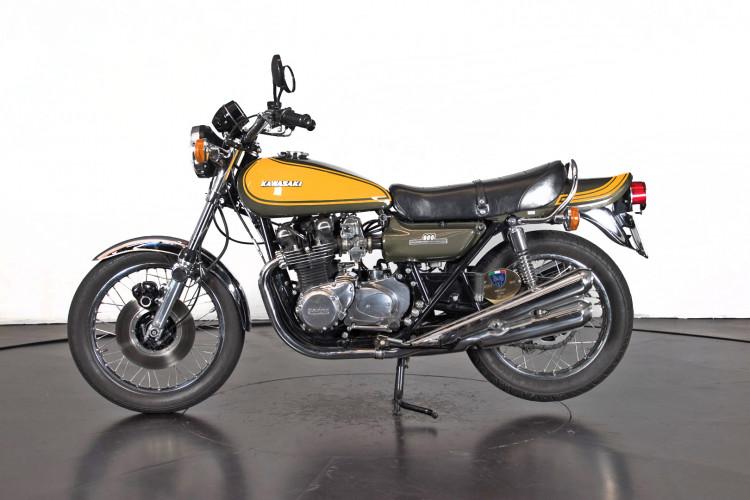 1973 Kawasaki 900 0