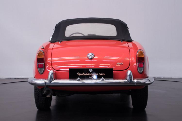 1964 Alfa Romeo Giulia 1600 Spider 6