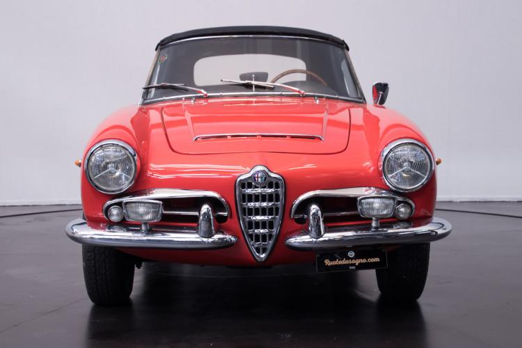 1964 Alfa Romeo Giulia 1600 Spider 2