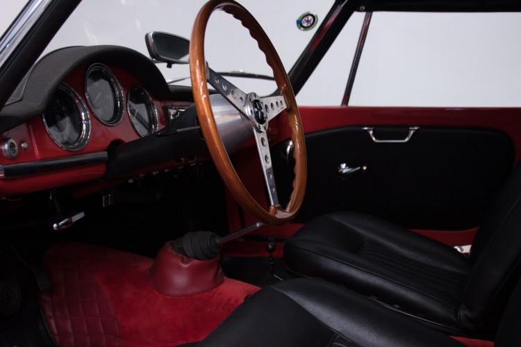 1964 Alfa Romeo Giulia 1600 Spider 17