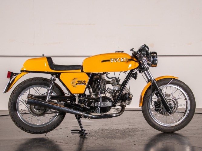 1978 Ducati 750 S 4