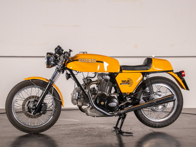 1978 Ducati 750 S 38