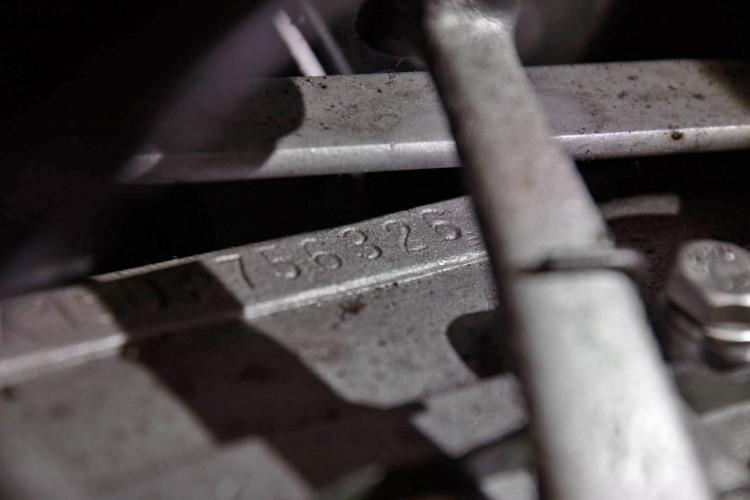 1965 Innocenti Lambretta 150 LI S 13