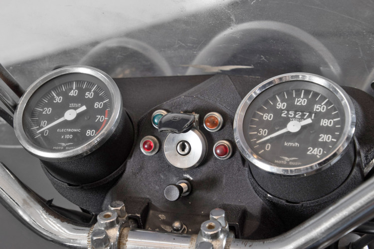 1973 Moto Guzzi VP V7 GT850 12