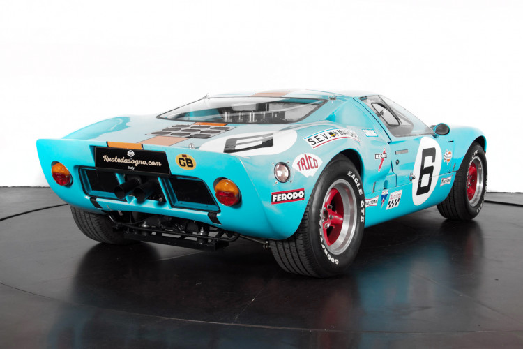 """1977 Ford GT40 """"Recreation"""" 4"""