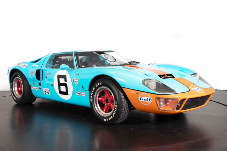 """1977 Ford GT40 """"Recreation"""" 6"""
