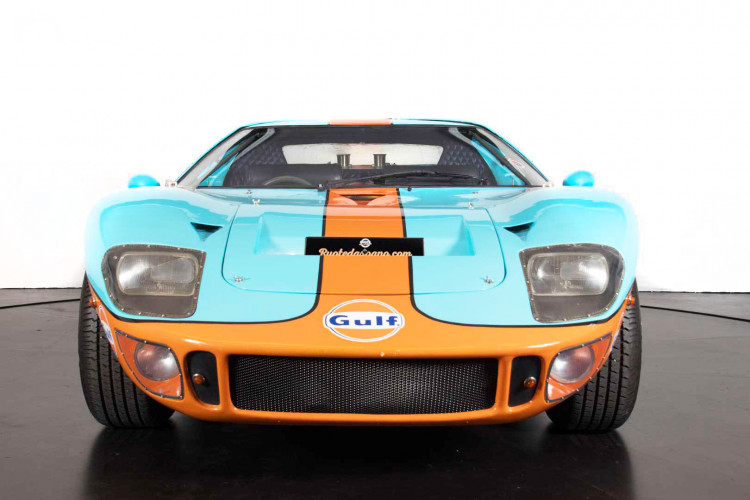 """1977 Ford GT40 """"Recreation"""" 7"""