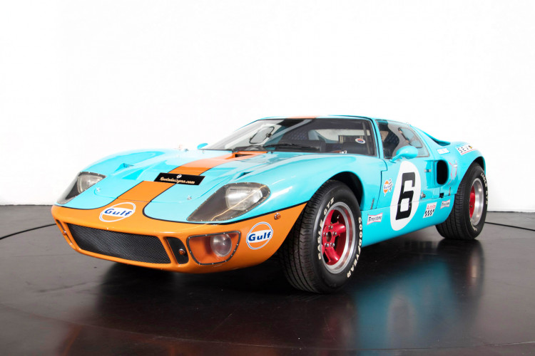 """1977 Ford GT40 """"Recreation"""" 0"""