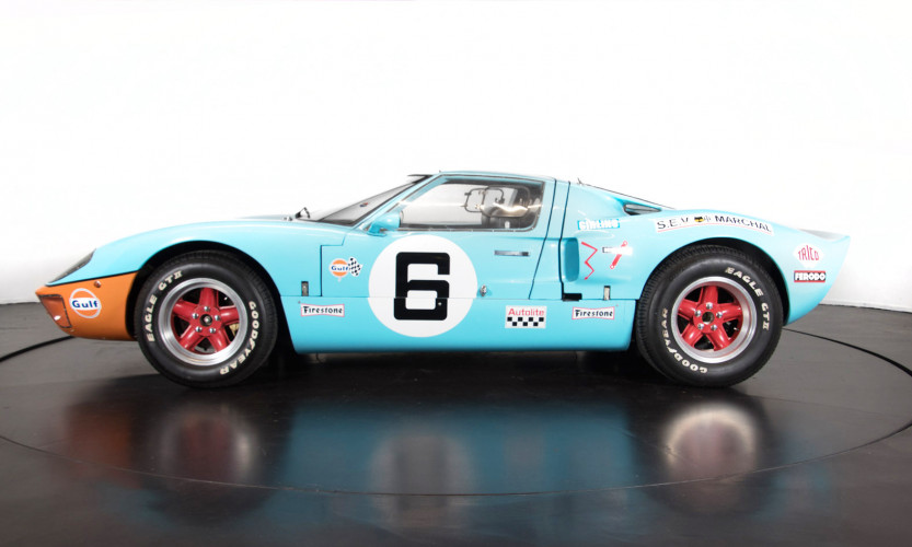 """1977 Ford GT40 """"Recreation"""" 1"""