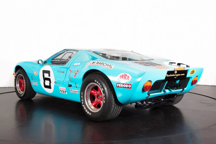 """1977 Ford GT40 """"Recreation"""" 2"""