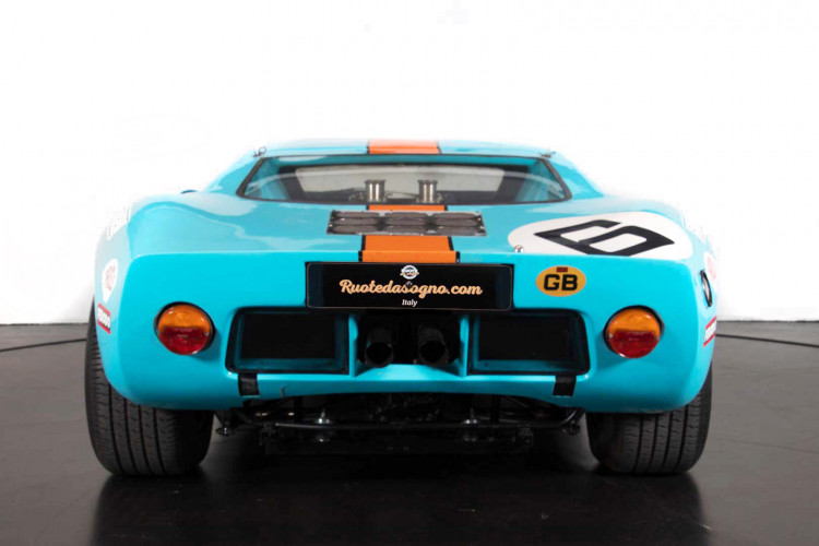 """1977 Ford GT40 """"Recreation"""" 3"""