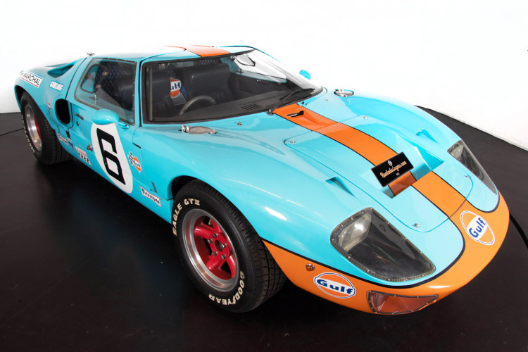 """1977 Ford GT40 """"Recreation"""" 8"""