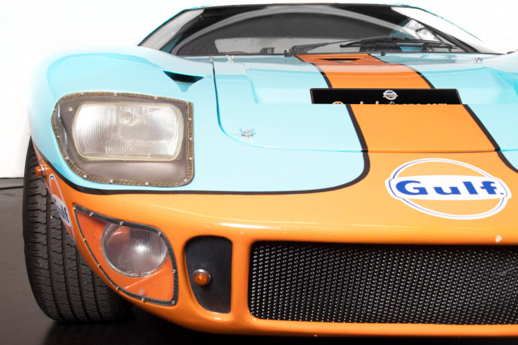 """1977 Ford GT40 """"Recreation"""" 14"""