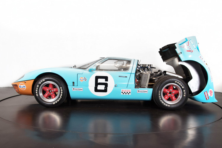 """1977 Ford GT40 """"Recreation"""" 9"""