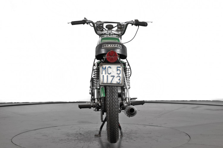1971 Benelli Sport Special 125 4T 4