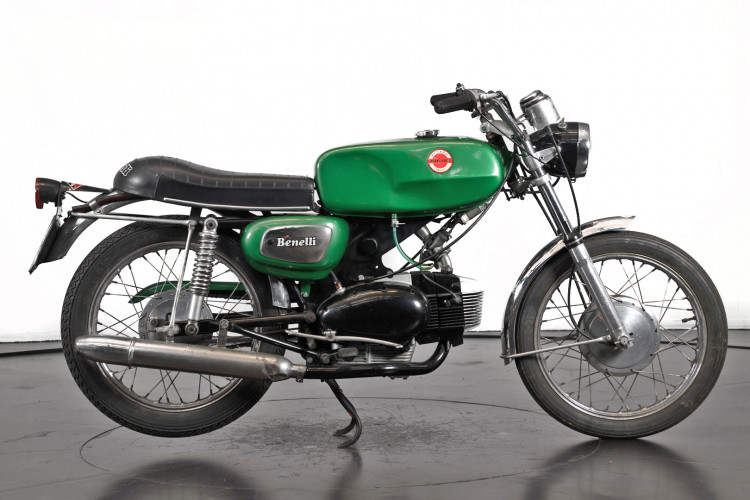 1971 Benelli Sport Special 125 4T 2