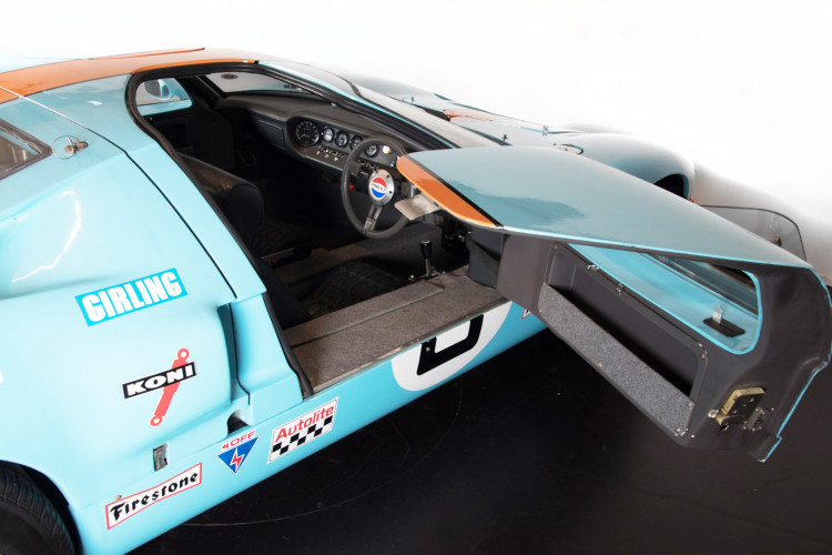 """1977 Ford GT40 """"Recreation"""" 12"""