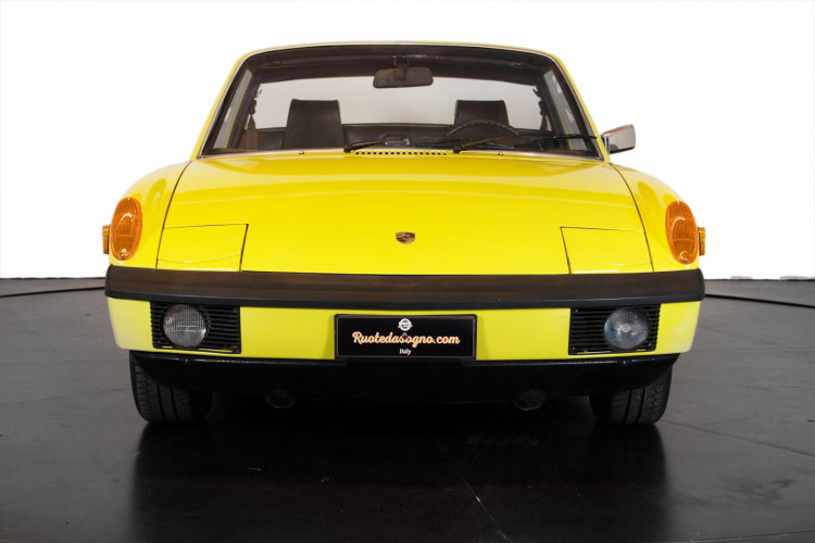 1972 Porsche 914 / 4 7