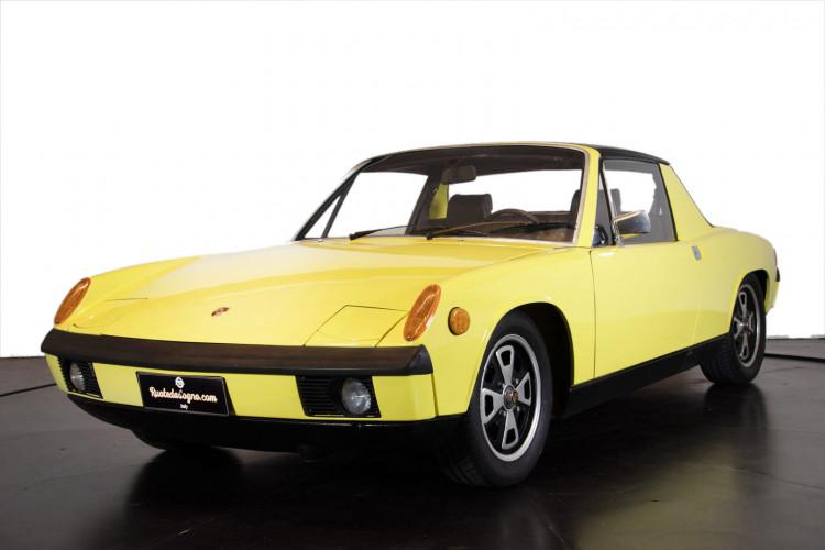 1972 Porsche 914 / 4 6