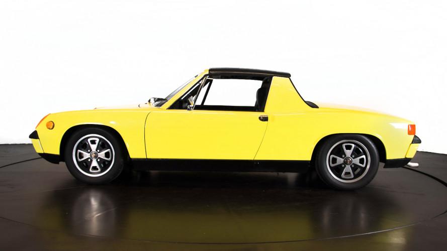 1972 Porsche 914 / 4 5