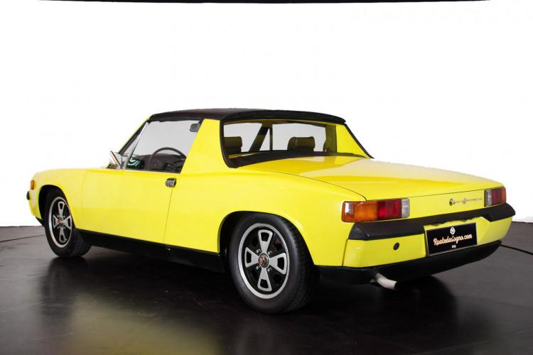 1972 Porsche 914 / 4 4
