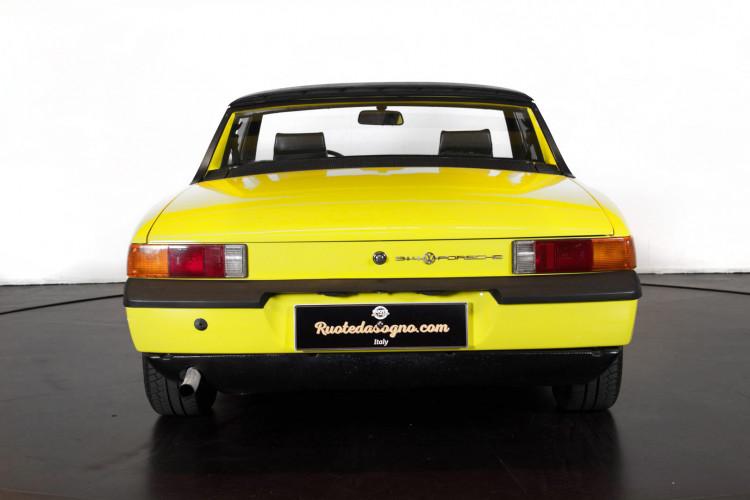 1972 Porsche 914 / 4 3