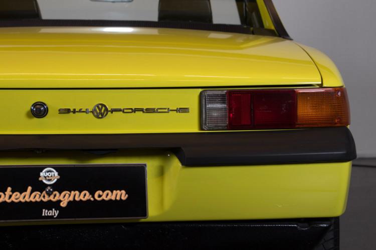 1972 Porsche 914 / 4 15