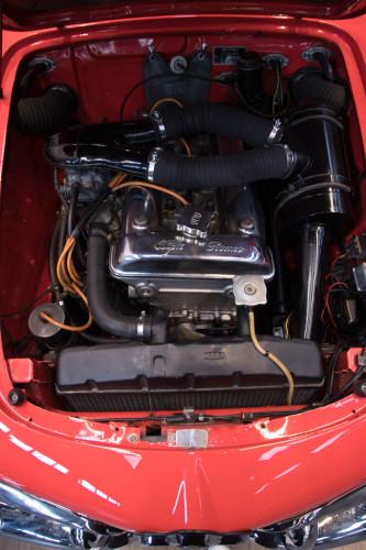 1964 Alfa Romeo Giulia 1600 Spider 27