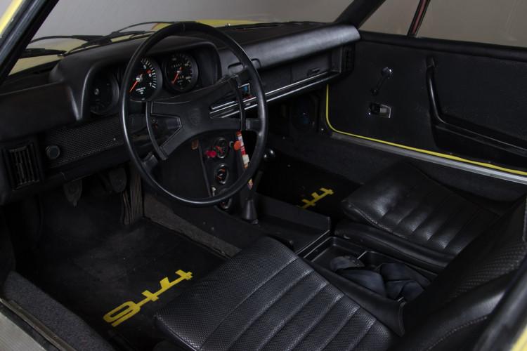 1972 Porsche 914 / 4 17