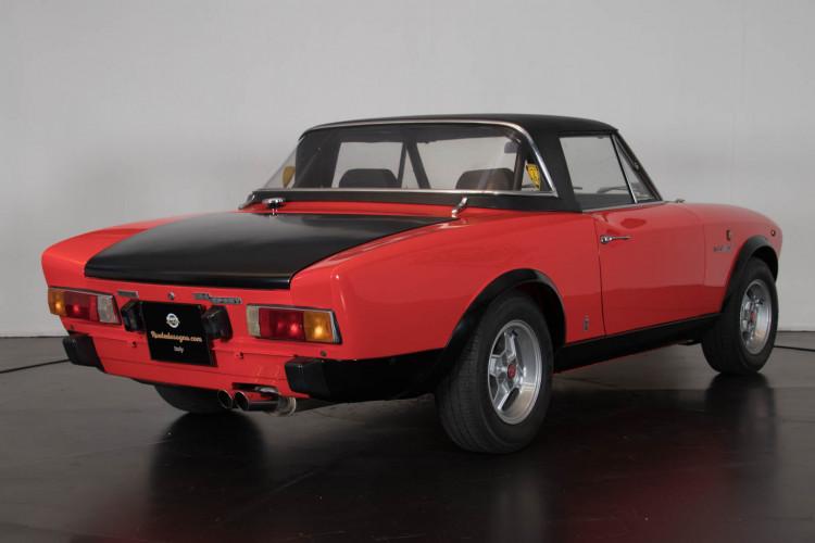 1975 Fiat Abarth 124 6