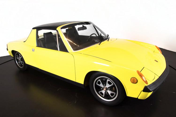 1972 Porsche 914 / 4 8