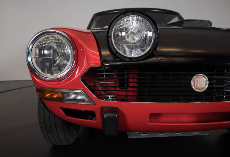 1975 Fiat Abarth 124 4