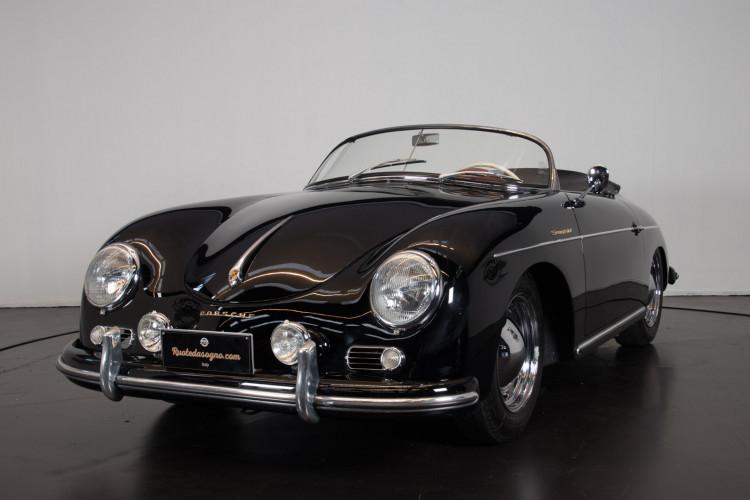 1956 Porsche 356 A Speedster 0