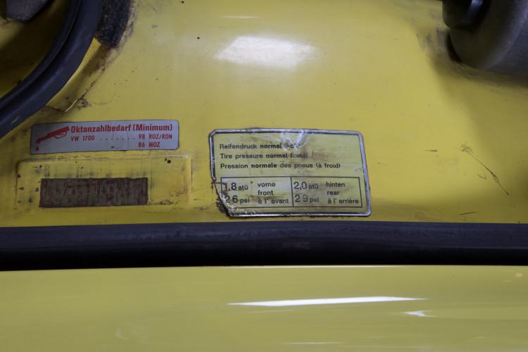 1972 Porsche 914 / 4 27