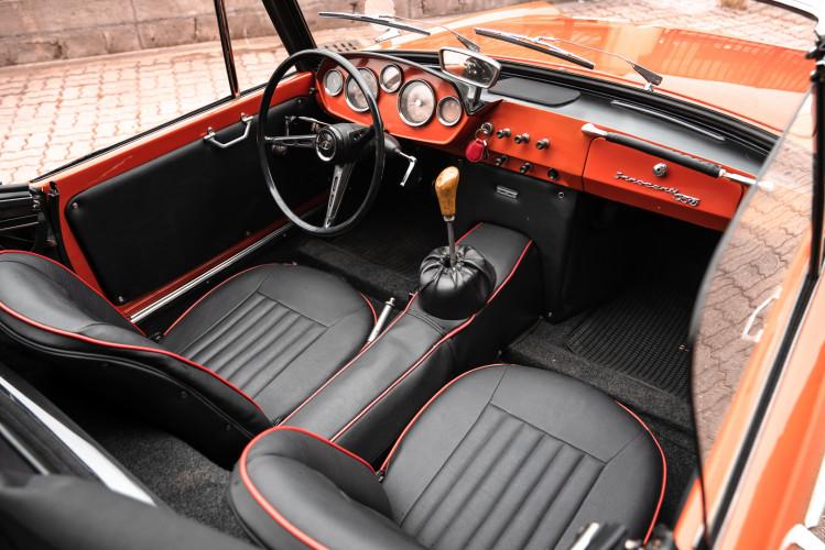 1962 Innocenti 950 Spider 29