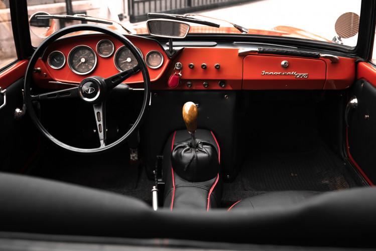 1962 Innocenti 950 Spider 30