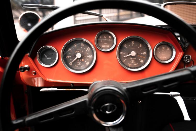 1962 Innocenti 950 Spider 46