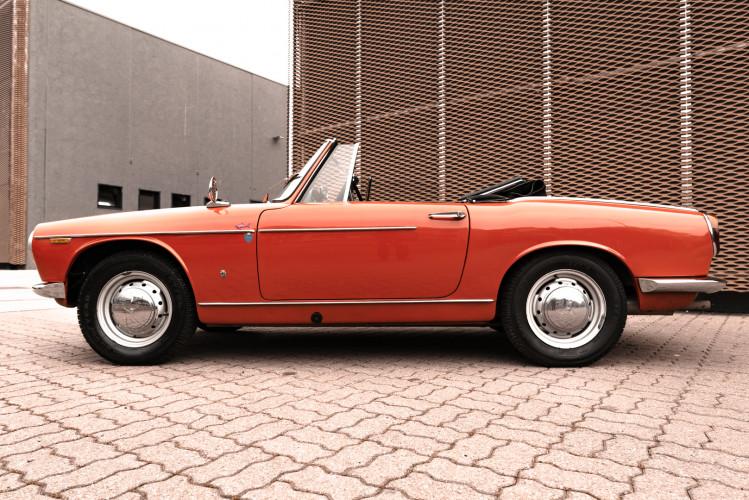 1962 Innocenti 950 Spider 13