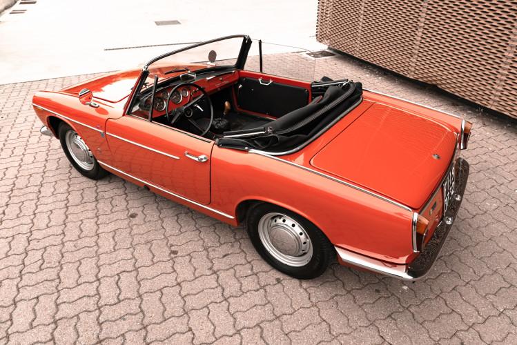 1962 Innocenti 950 Spider 14